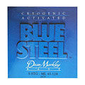 Dean Markley 2679 5ML 45-128 Blue Steel Bass « Electrische Bas Snaren