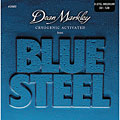 Dean Markley 2680 5MED 50-128 Blue Steel Bass « Electrische Bas Snaren