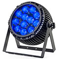LED Lights Expolite TourPar QXW Outdoor Zoom 12x15 W RGBW