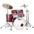 "Pearl Export 22"" Black Cherry Glitter Complete Drumset « Drumstel"