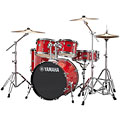"Drum Kit Yamaha Rydeen 20"" Hot Red Bundle"