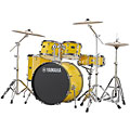 "Drum Kit Yamaha Rydeen 22"" Mellow Yellow Bundle"