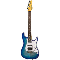 Schecter Sunset Custom  TSB « Electric Guitar