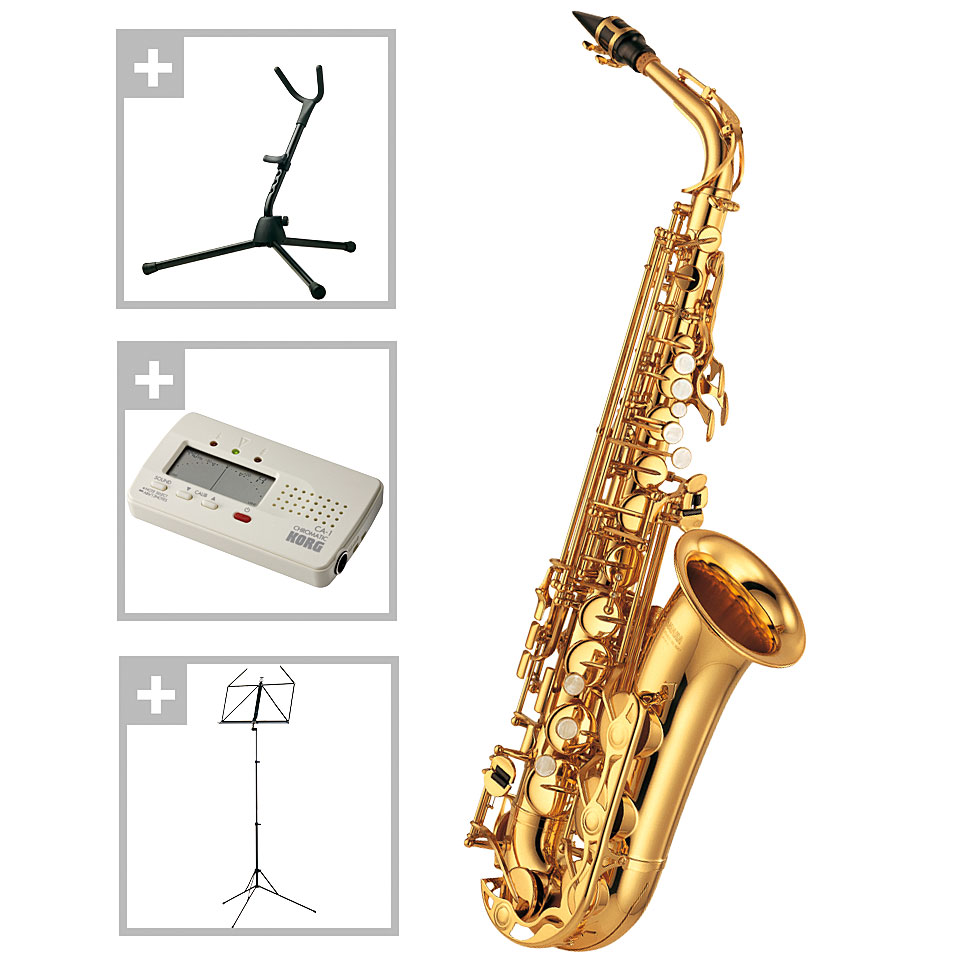 yamaha yas 280 set 10096101 alto saxophone. Black Bedroom Furniture Sets. Home Design Ideas