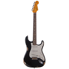 Fender Custom Shop 1965 Stratocaster Relic BK « Electric Guitar