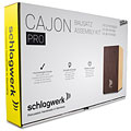 Schlagwerk Quick Assembly Kit Pro Wenge « Cajon