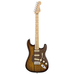 Fender FSR Exotic Collection Shedua Top Stratocaster « Electric Guitar