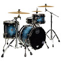 "Mapex Saturn V MH Exotic Serie 18"" Deep Water Maple Burl « Drum Kit"