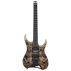 Mayones Hydra Elite 6 Trans Graphite « Electric Guitar