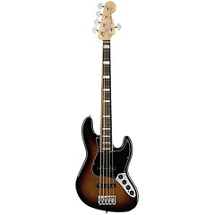 Fender American Elite Jazz Bass V EB 3TSB « Electric Bass Guitar