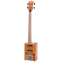 Bohemian Oil Can Bass BGB15TNT « Electric Bass Guitar