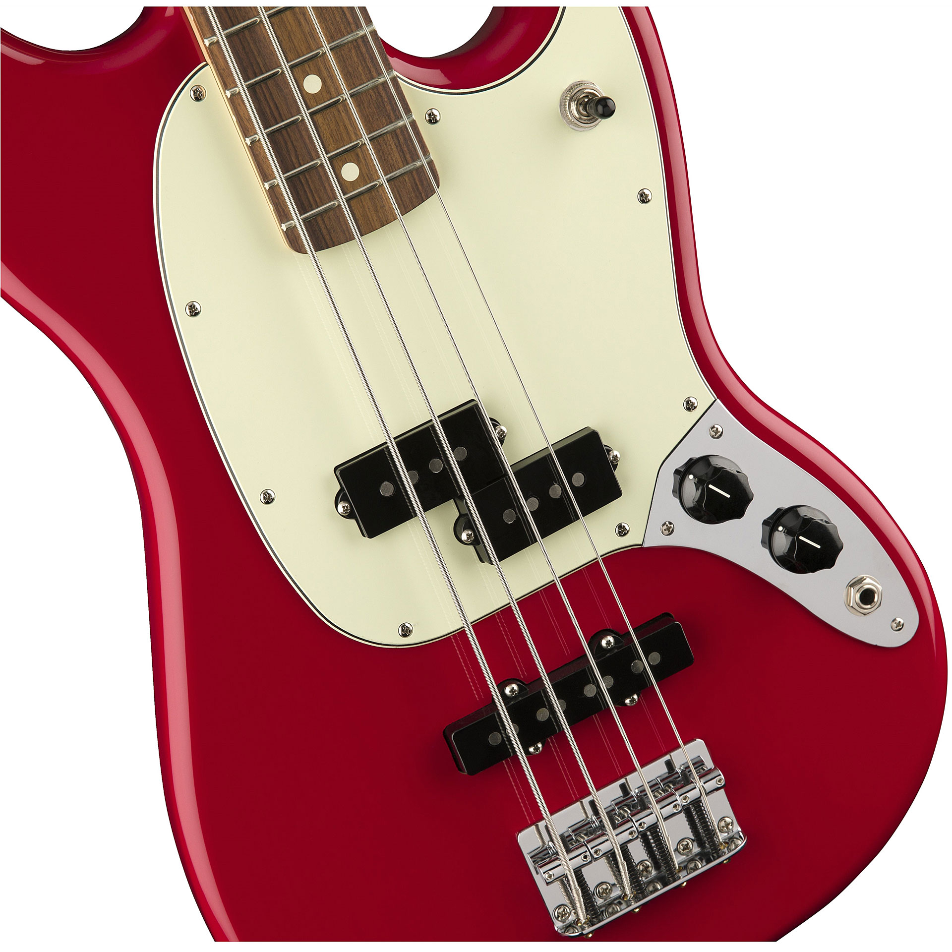 Fender classic series mustang bass pf trd electric bass for Classic house bass
