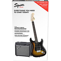 Squier Affinity Strat Pack HSS BSB