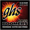 GHS Boomers 070-140 4H-B-DYB « Electric Bass Strings
