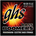 GHS Boomers 060-126 4ML-B-DYB « Electric Bass Strings