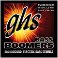 GHS Boomers 065-130 4 m-B-DYB « Electric Bass Strings