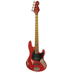 Sandberg California TT4 Masterpiece Aged MN MR « Electric Bass Guitar