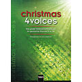 Choir Sheet Musik Helbling Christmas 4 Voices