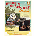 Instructional Book Hal Leonard Slide & Slack Key Ukulele