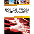 Music Sales Really Easy Piano - Songs From The Movies « Notböcker
