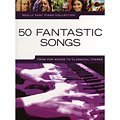 Music Sales Really Easy Piano - 50 Fantastic Songs « Notböcker