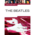 Music Notes Music Sales Really Easy Piano - The Beatles