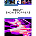 Music Sales Really Easy Piano - Great Showstoppers « Нотная тетрадь