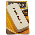 Crazyparts Art of Aging Pickupkappe Bone White, Vintage Shape « Pickup Cover