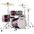 "Pearl Export 18"" Black Cherry Glitter Compact Drumset « Drumstel"