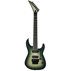 Jackson Soloist SL7Q Alien Burst « Electric Guitar