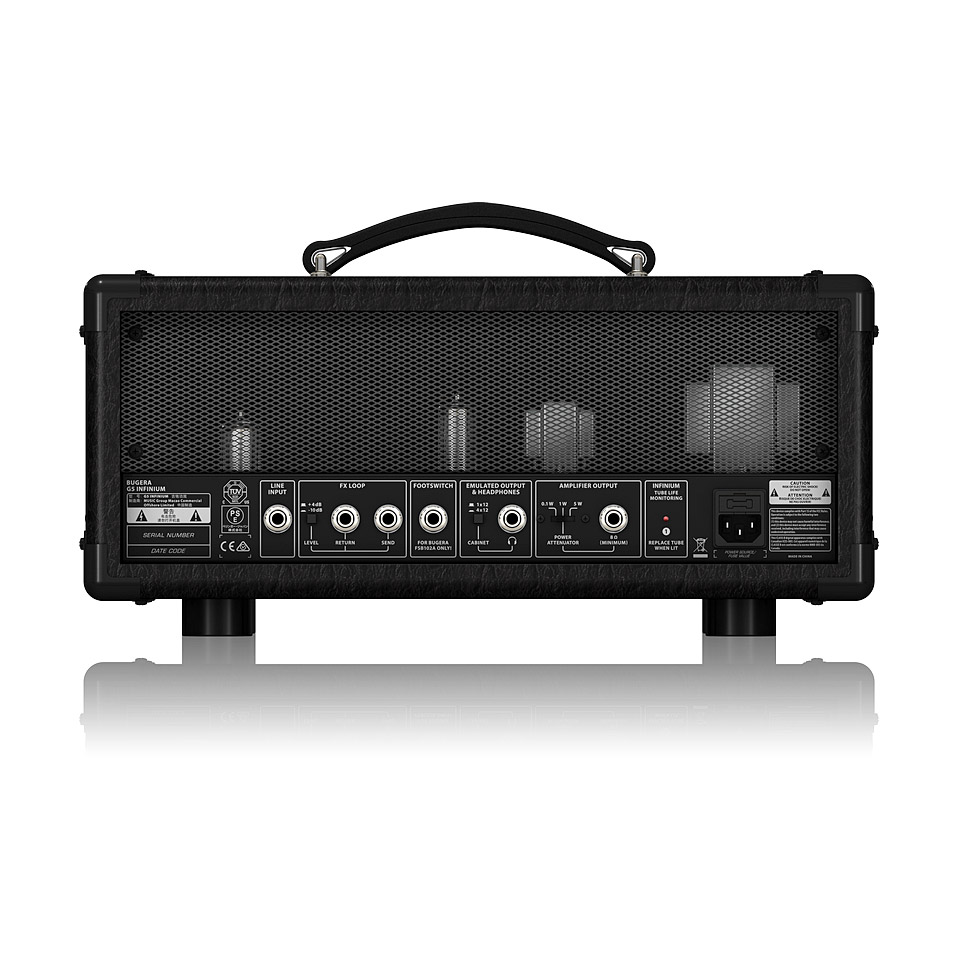 bugera g5 infinium guitar amp head. Black Bedroom Furniture Sets. Home Design Ideas