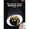 Music Sales Beatles Hits for clarinet « Play-Along