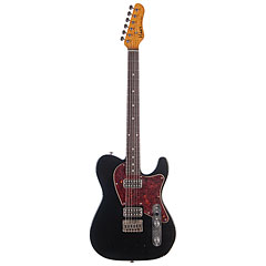Haar Traditional T, Lightly Aged, Black, TV Jones « Elgitarr