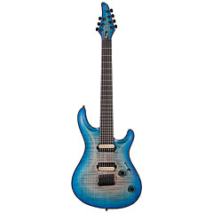 Mayones Regius Core 7 Black Jeans Blue « Electric Guitar