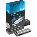 Stagg Blues Harp A-Dur « Richter Harmonica