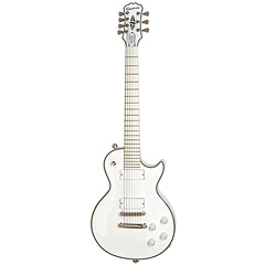 Epiphone Signature Matt Heafy LP Custom 7 Snøfall « Electric Guitar