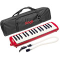 Melodica Stagg Melodica 32 red, Melodicas, Brass & Woodwind