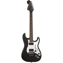 Squier Contemporary Strat HH FLT BLK « Elgitarr