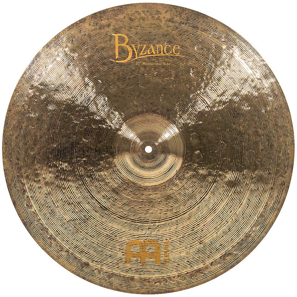 meinl 22 byzance jazz monophonic ride ride cymbal. Black Bedroom Furniture Sets. Home Design Ideas