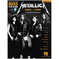 Hal Leonard Bass Play-Along Volume 21: Metallica 1983-1988 « Play-Along