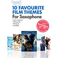 Music Sales Interactive: 10 Favourite Film Themes For Saxophon « Play-Along