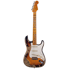 Fender Custom Shop 1957 Stratocaster Heavy Relic 2TS « Electric Guitar