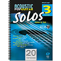 Dux Acoustic Pop Guitar Solos 3 « Libro di spartiti