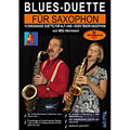 Tunesday Blues-Duette für Saxophon « Music Notes