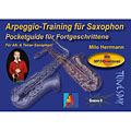 Tunesday Pocketguide - Arpeggio-Training für Saxophon « Music Notes