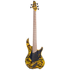Dingwall NG-3 Combustion 5 FYSF « Electric Bass Guitar