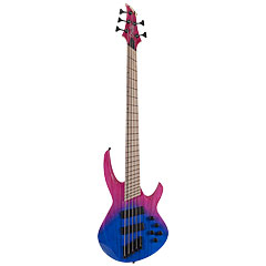 Electric Bass Guitar Ormsby Bass GTR 5 Dragon Burst, Electric Basses, Guitar/Bass