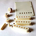 GuitarSlinger Accessory Kit aged white « Accessory Kit
