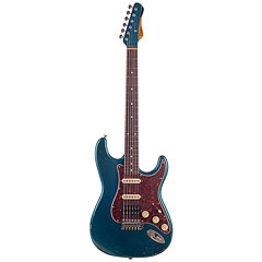 Haar Traditional S, Teal Green Metallic « Electric Guitar