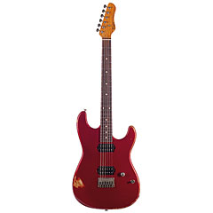 Haar Traditional S, Candy Apple Red « Electric Guitar